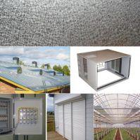 Alu-Zinc alloy coated steel (GALVALUME / CLEANLUME)