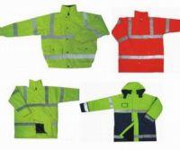 safety parka, safety jacket