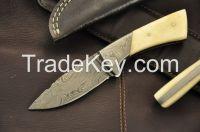 Amazing Handmade Damascus Knife