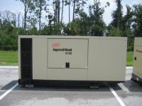 Ingersoll-Rand NG/LP Generators with Transfer Switches