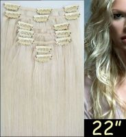 "100% Human Hair Extensions in 14""~28"""