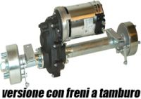 TX1 - Transaxle Drive System