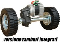 TX1 - Speed reducer with differential