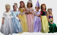 FAIRYTALE DRESS AND PLAY PRETEND DRESS-UP COSTUMES