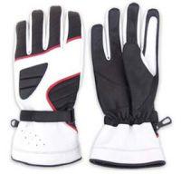 Leather Motorbike Gloves NAL-197