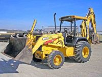 1998 John Deere 410E Backhoe/Loader