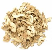 dry split ginger