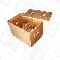 honeycomb cardboard box