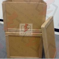 Honeycomb box with pallet,corrugated pallet box
