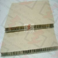 Paper honey comb board,laminated paper board
