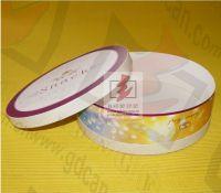 Round Food Paper Box
