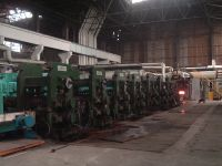 Bar Rolling Mill Line