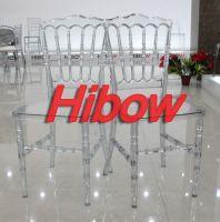 wedding napoleon chair/china napoleon chair/white napoleon chair