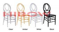 resin phonix chair/ wedding chair