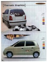 Thematic Car Graphics