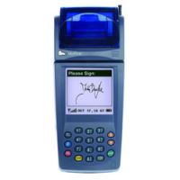 Wireless Credit Card Machine Lipman 8020 Wireless Palm