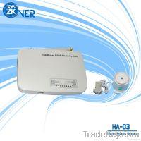 GSM home alarm, home alarm security, HA03