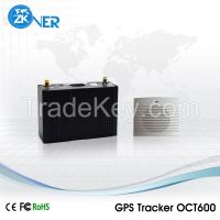 GPS tracker with APP, fuel monitoring, ID report, speed limiter