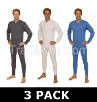 THREE COLORS THERMAL UNDERWEAR
