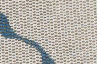 warp-knitted silk mesh fabric