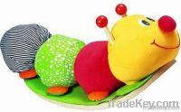 Caterpillar toy