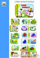 mini board picture books