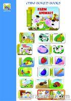 mini board picture books