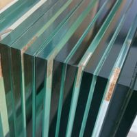 HOT! Tempered + Laminated + Insulated Glass / Safety Glass 22mm double glazed hollow glass panels ,8mm+6A+8mm insulated glass
