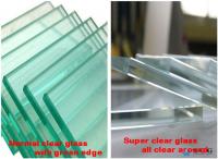 HOT! 3mm 4mm 5mm 6mm 8mm 10m 12mm 15mm 19mm Ultra White Low Iron Clear Float Glass 3.2mm transparent solar panel Ultra white float glass manufacturer