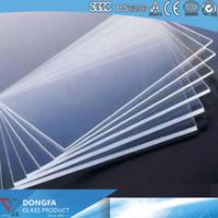 HOT! 3mm-19mm Flat/Bent Tempered Glass /safety glass/ toughened glass with ISO & CCC certificate Clear Bent Tempered Glass manufacturer