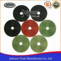 75mm-180mm Wet Diamond Polishing Pads for Polishing Floor or Stone