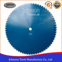 "48"" Diamond Blades for Solving the Difficulty of Heavily Reinforced Concrete Cuttings"