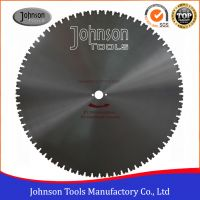 1200mm Diamond Wall Saw Blades for Cutting Reinforced Concrete Wall, Laser Welding