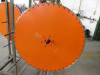 800mm Laser Welded Diamond Blades for Wall Saws, reinforced concrete saw blade