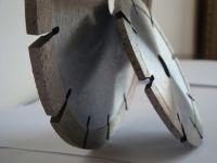 Sintered Tuck Point Blade