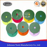 75mm-180mm Dry Diamond Polishing Pads