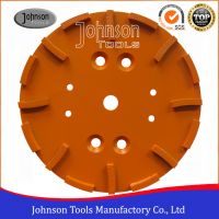 250mm Grinding Head , diamond grinding wheel , Concrete Grinding Disc