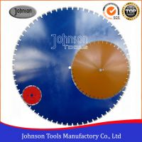 """4""""-24"""" Laser Welded Concrete Saw Blades for Reinforced Concrete Cutting"""