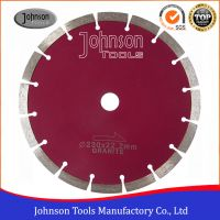 "9"" Sintered  Concrete Cutting Blade for Concrete with professional performance"