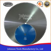 600-1600mm Laser Welded Wall Saw Blades for cutting concrete wall