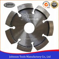 105mm to 230mm Crack Chaser Blade with Laser Welded Tuck Point , Crack Chaser Wheel