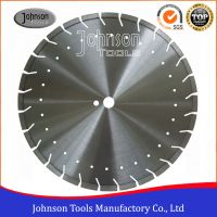400mm Diamond Blade for Cutting No Reinforcement Cured concrete , Old Concrete