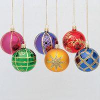 glass decorative ball