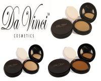 USA Manufacure Cosmetics & Makeup Da Vinci Cosmetics Compact Powder Foundation