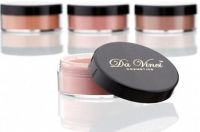 Da Vinci Cosmetics Blush - 16 colors 100% mineral makeup & USA made