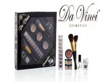 Da Vinci Cosmetics Sample Set Pack - Ideal see and feel the quality!