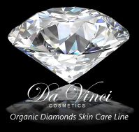 Da Vinci Cosmetics Diamonds Organic Skin Care Line