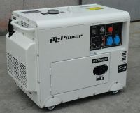 5kw air-cooled silent diesel generator