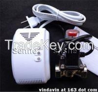 gas detector price Cheap AC85V-265V gas leak detector LPG or natural alarm