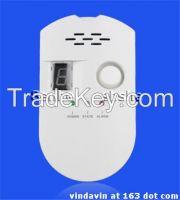 4.5V battery operated Independent carbon monoxide detector
